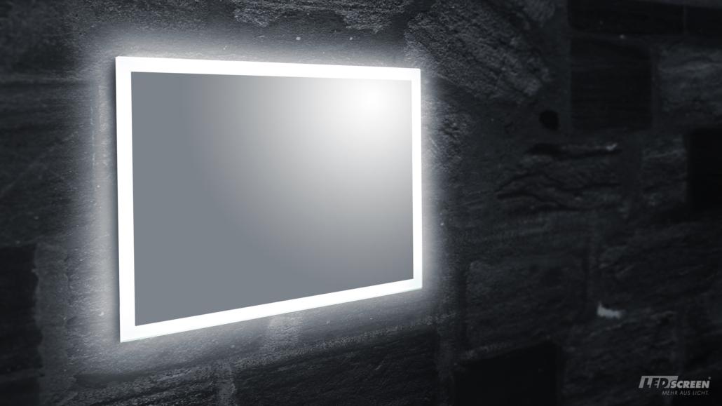 Leuchtspiegel bei Schwanglas